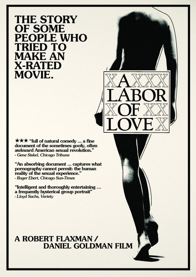 A Labor of Love DVD